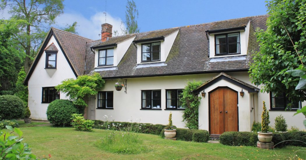 The Cottage on The Green - Great Wratting
