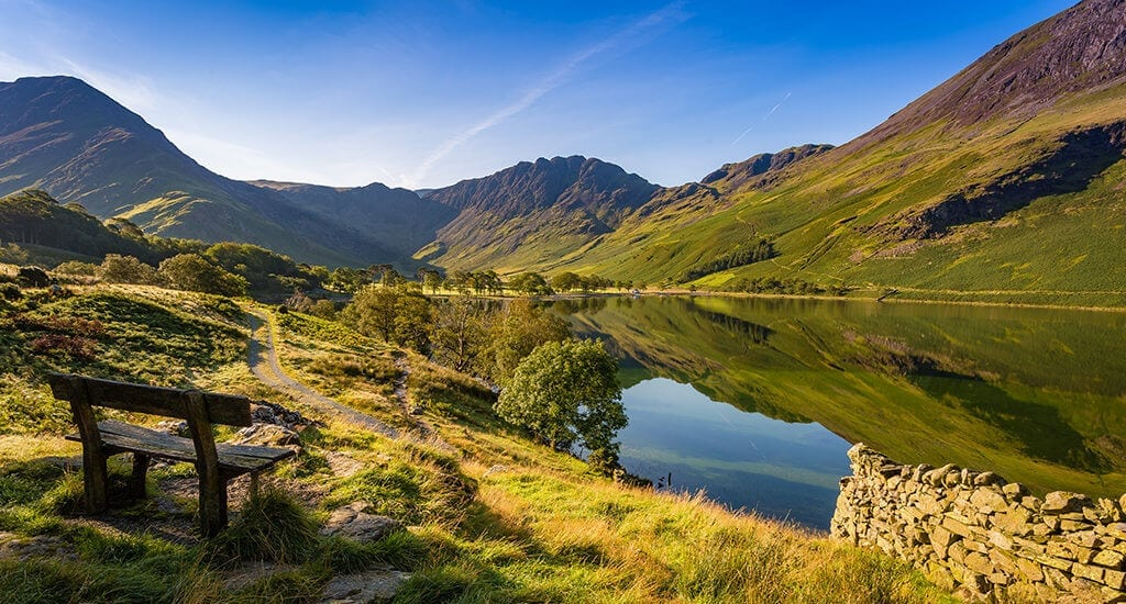 Britain's five most beautiful holiday spots