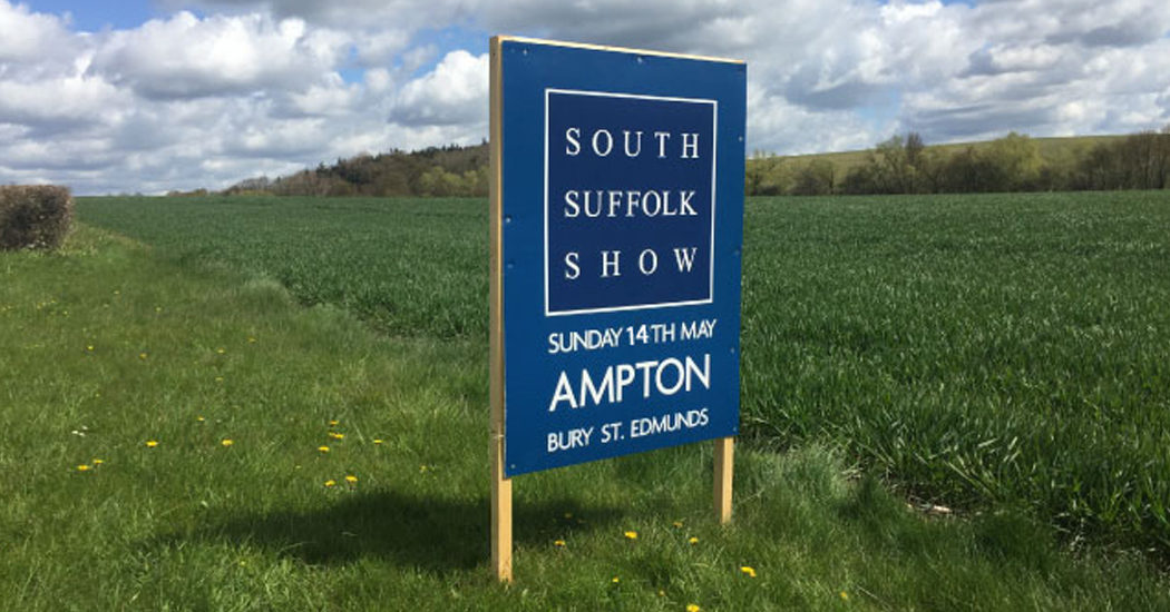 South Suffolk Show – 14th May 2017