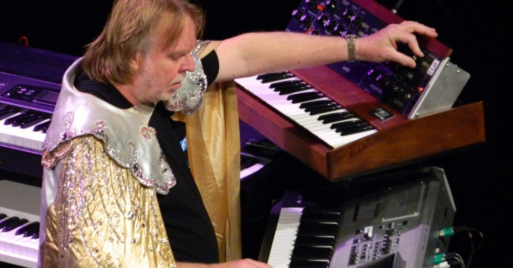 Master of the keys: An interview with Rick Wakeman
