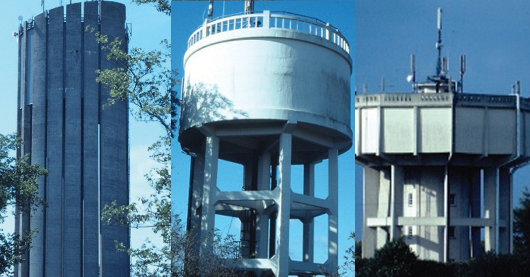 Water Towers Suffolk