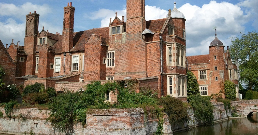 A day at Kentwell Hall, Long Melford