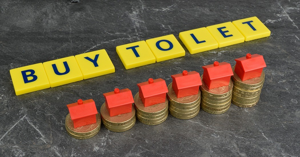 Buy-to-let houses and coins