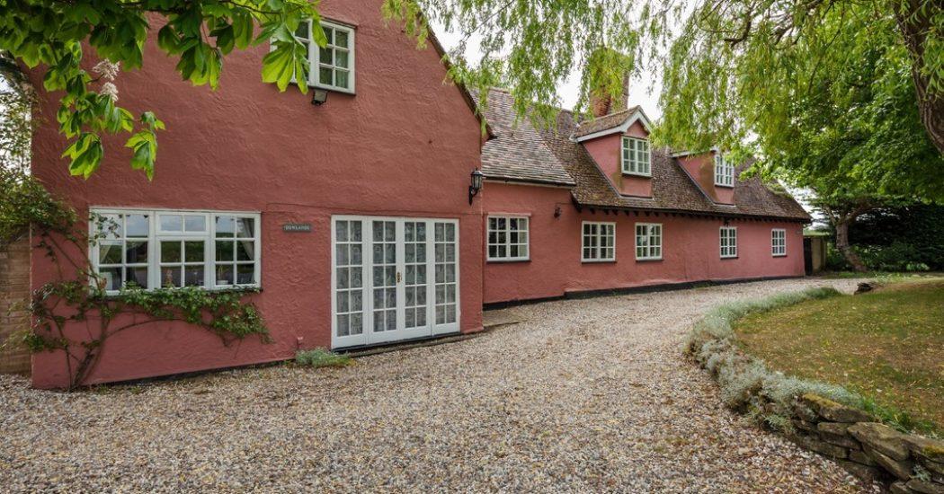 Calford Green, Kedington, Suffolk