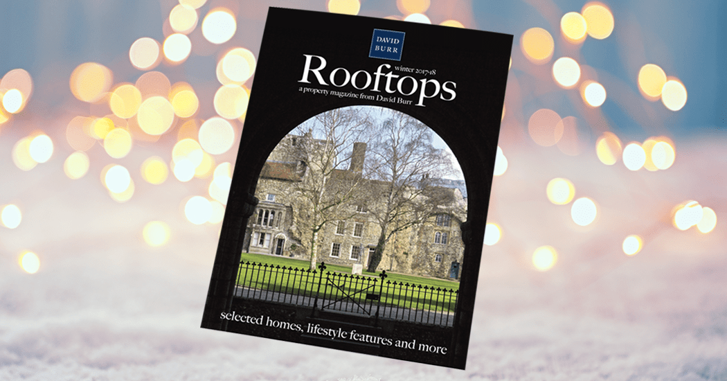 Rooftops Magazine Winter 2017/2018 Edition