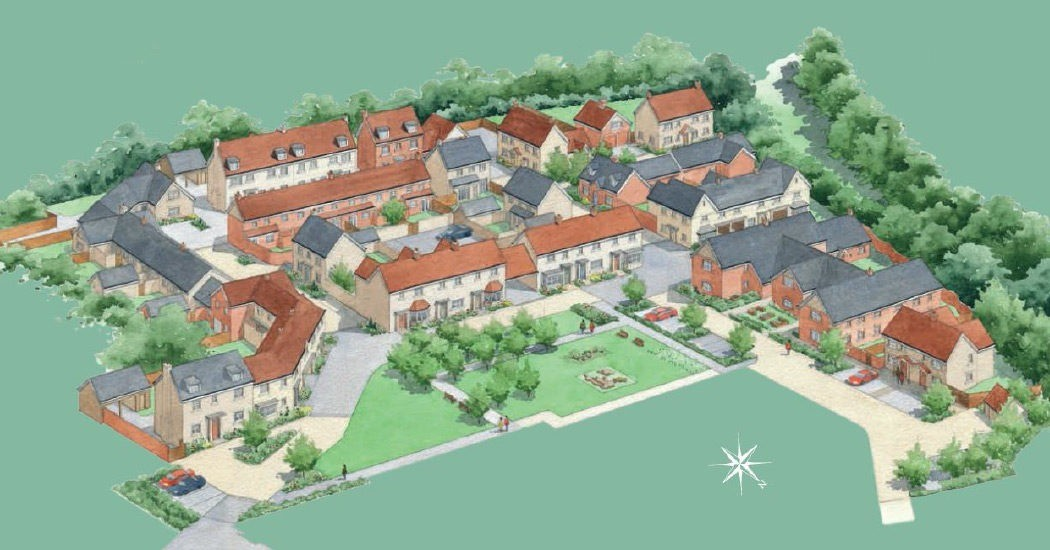 Only three properties remain at exciting Suffolk development!