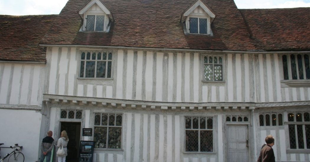 Lavenham Guildhall – Horrible history brought to life