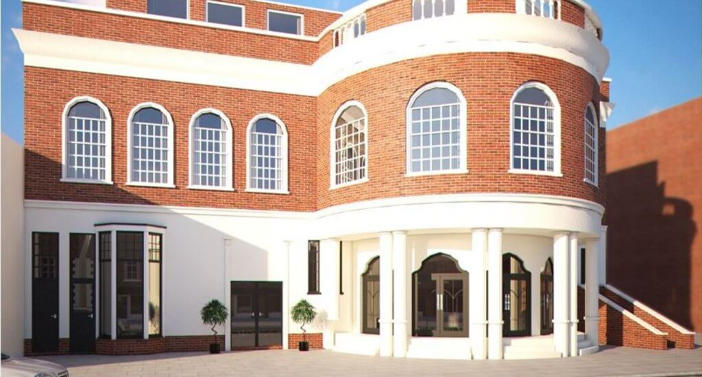 Grosvenor Apartments, Newmarket marketed by David Burr Estate Agents