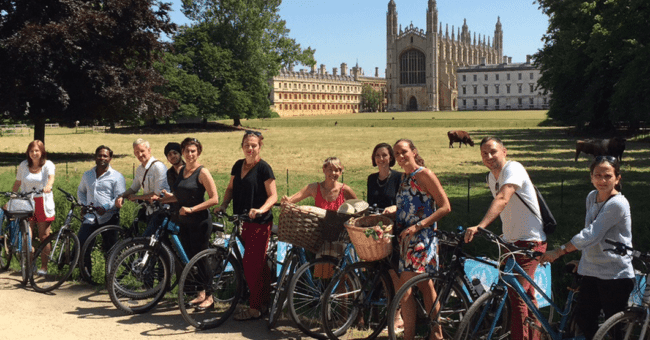 Competition: The best way to enjoy Cambridge