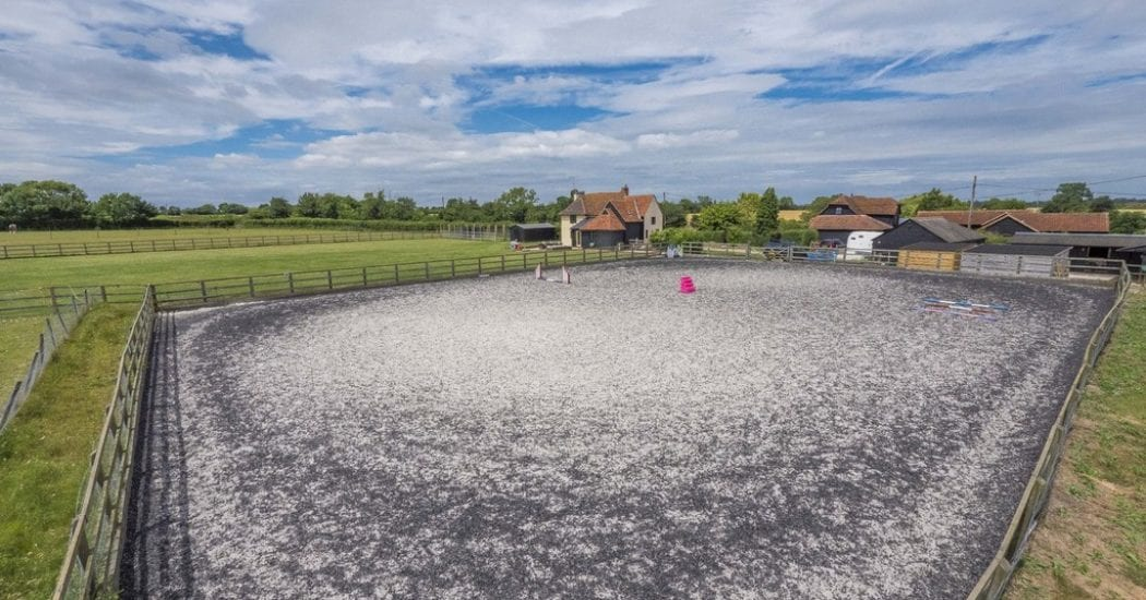 Dream Homes – Equestrian facilities