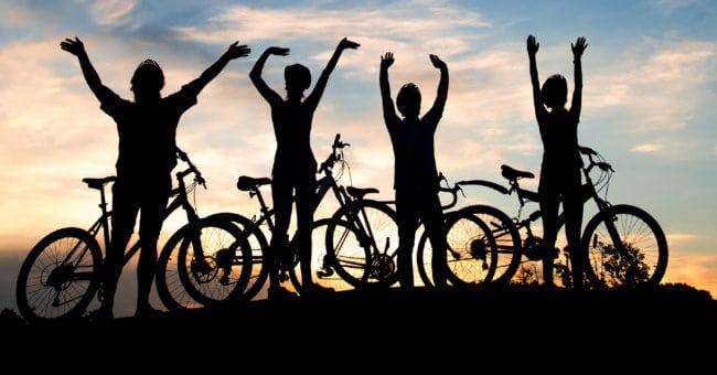 David Burr Suffolk Charity Bike Ride
