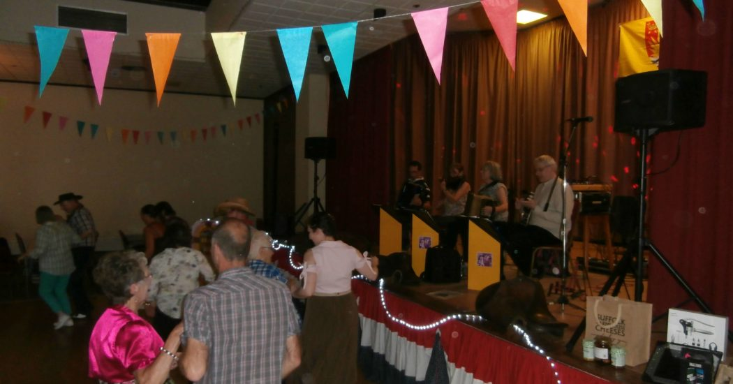 Charity Dance at the Delphi Centre, Sudbury