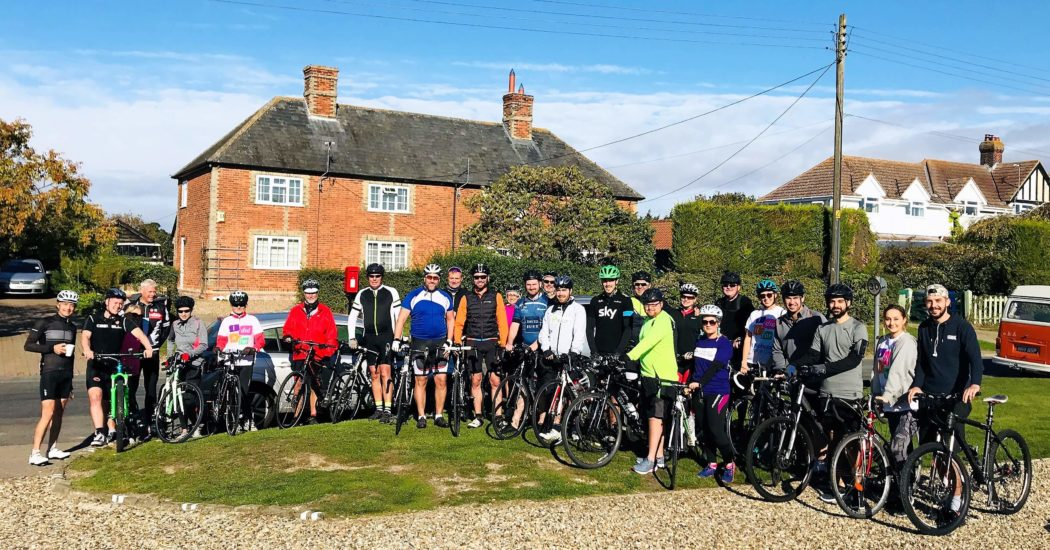 David Burr Charity Bike Ride