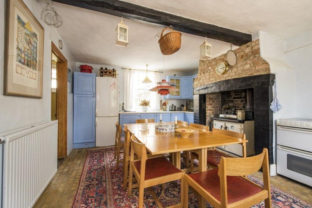 Dream kitchen in Great Waldingfield