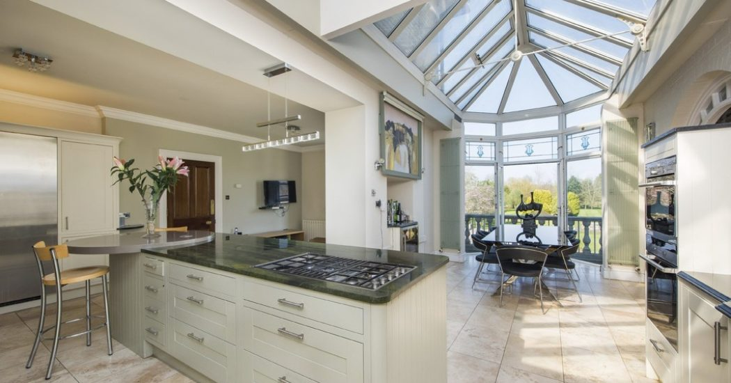 Dream kitchen in Sudbury, Suffolk