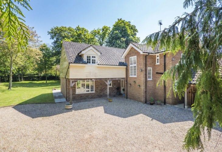 Glebe House, Risby