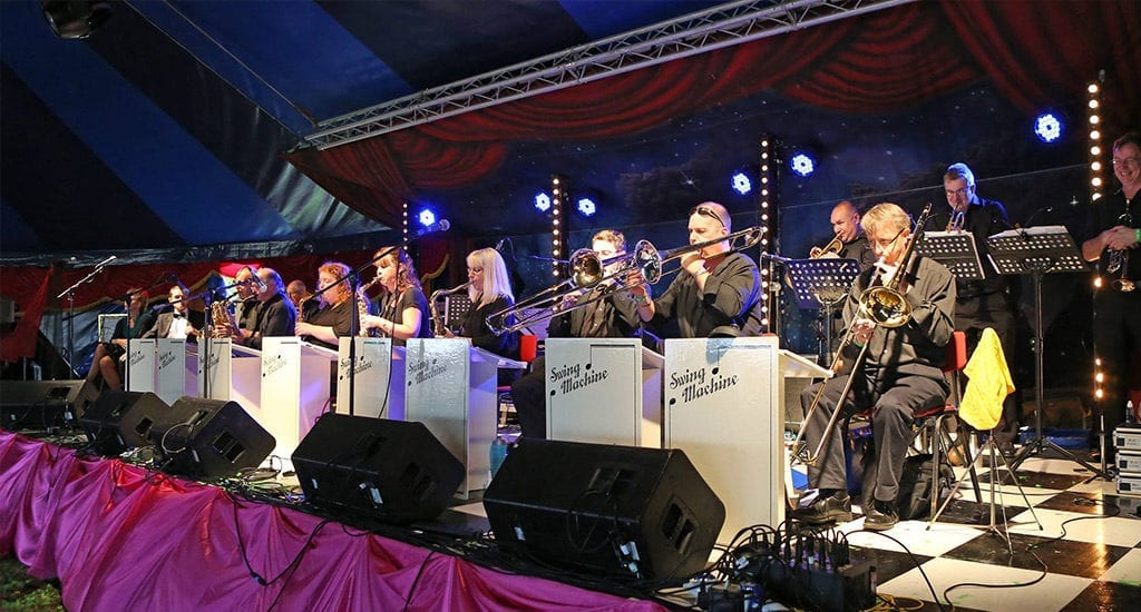 Big Band Masquerade Charit