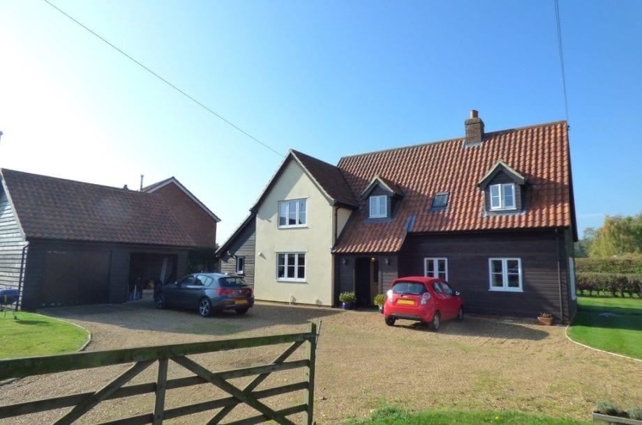 Assington, Sudbury, Suffolk