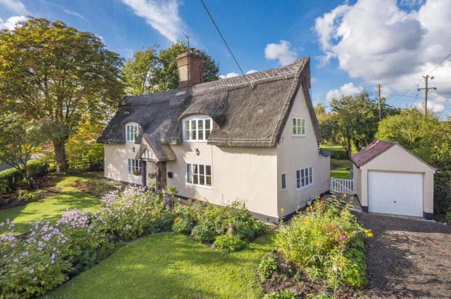 Hartest, Bury St Edmunds, Suffolk