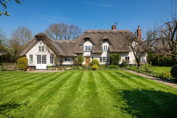 Burrough Green, Suffolk