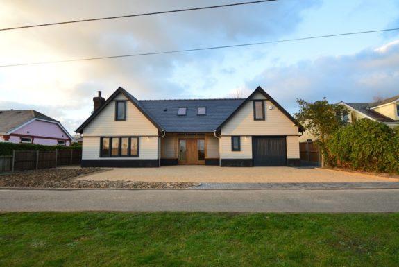 Wickham House Bungalows, Wickhambrook, Suffolk