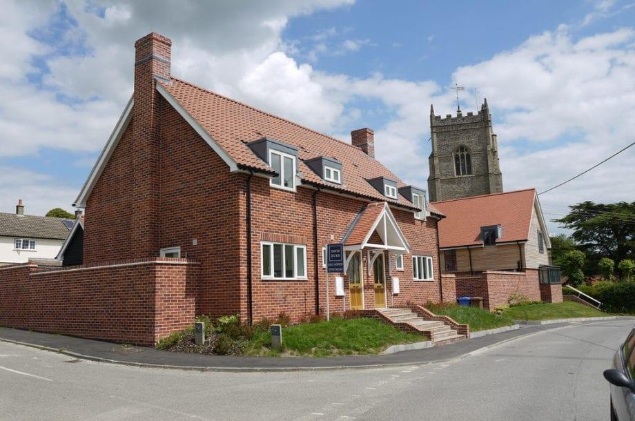 Monks Eleigh, Ipswich, Suffolk