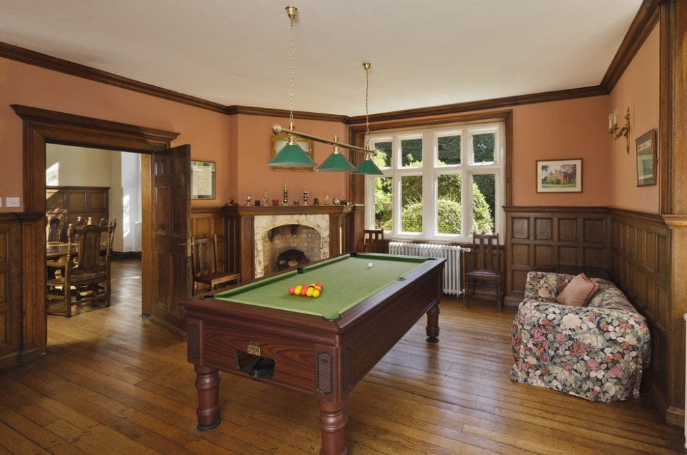 Games room in Newmarket