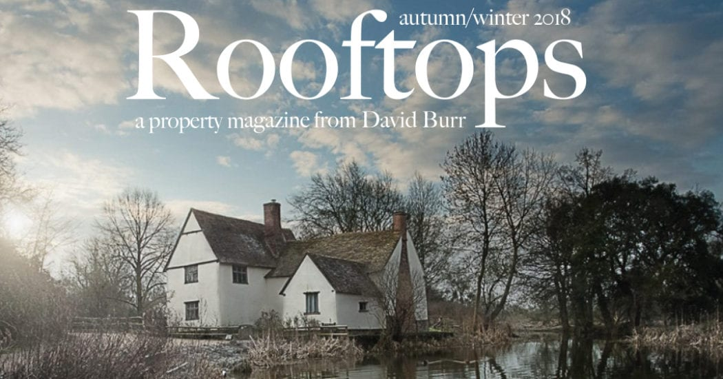 Rooftops Magazine Winter