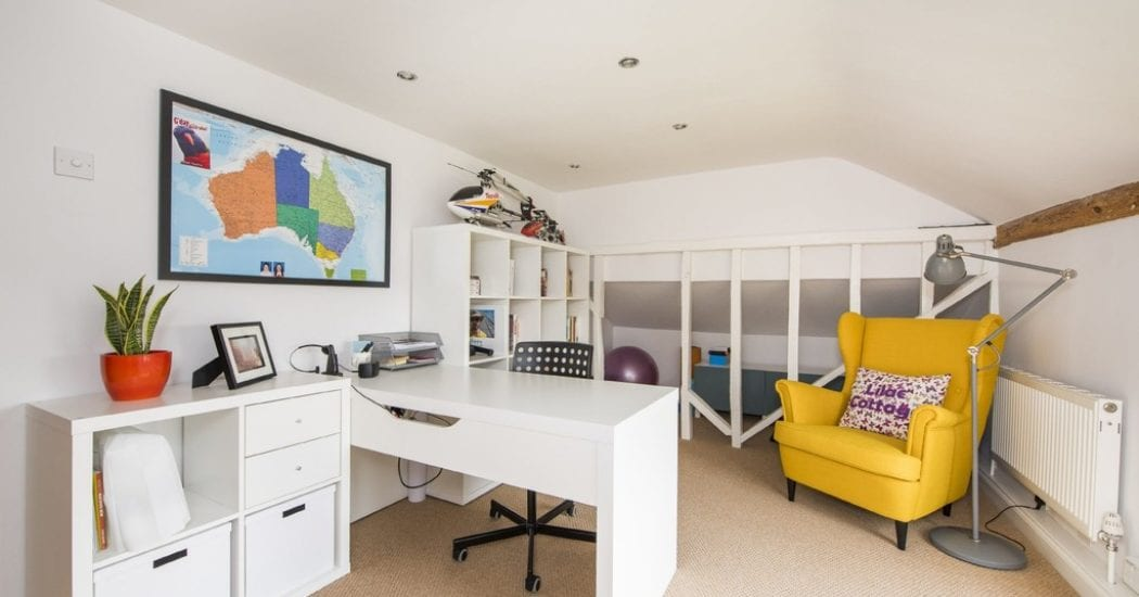 Home office in Chappel, Colchester, Essex