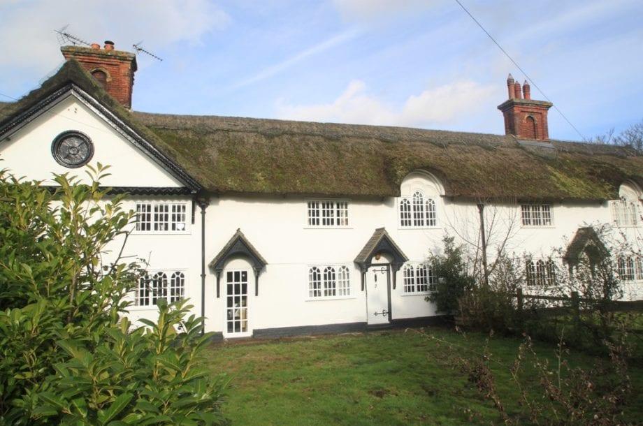 Little Saxham, Bury St Edmunds, Suffolk