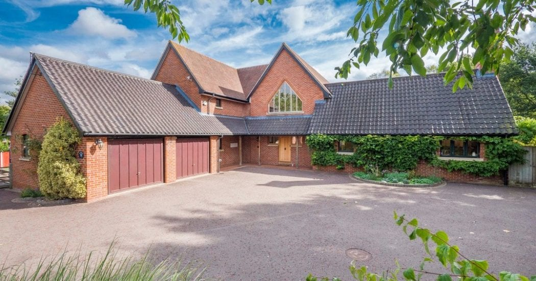 Property in Tostock, Bury St Edmunds, Suffolk