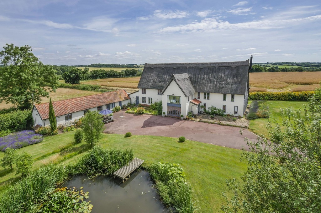 Property for sale in Suffolk
