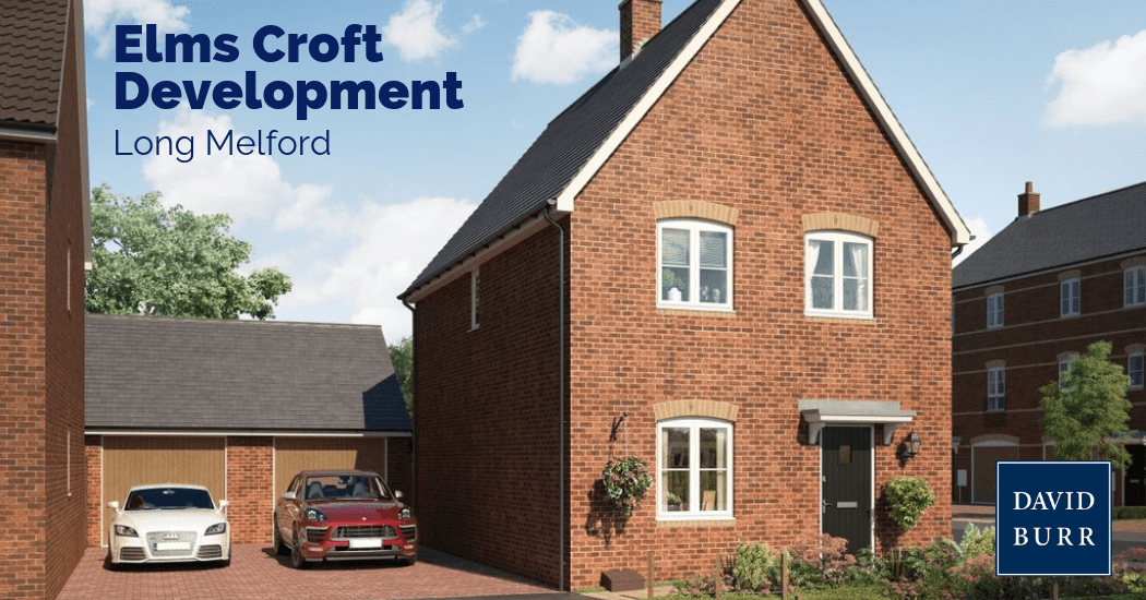 More properties available at exciting Long Melford development