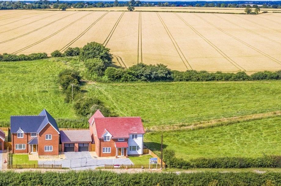 Acton, Sudbury, Suffolk