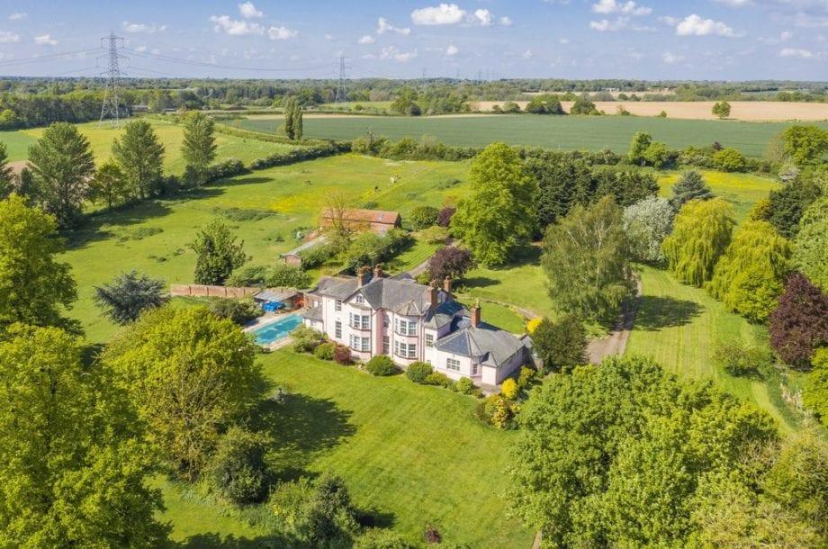 Layham Ipswich Suffolk For Sale David Burr Estate Agents