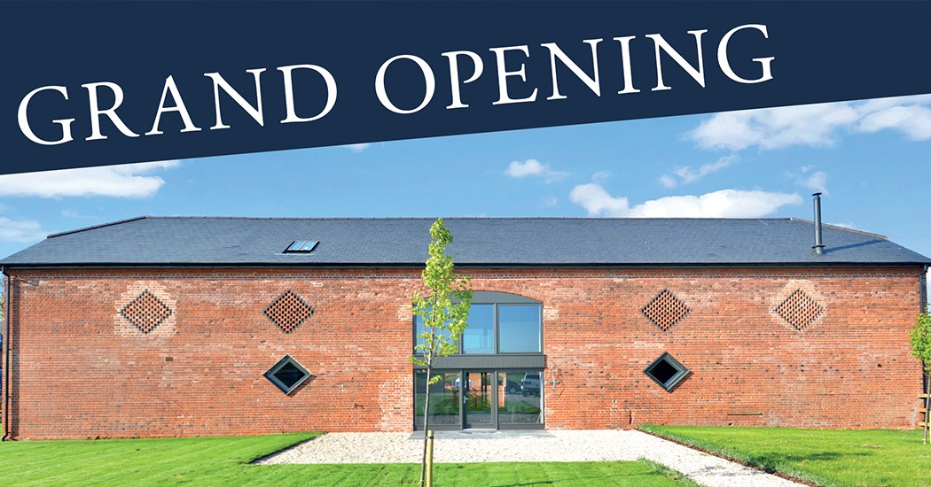 We're holding an open day on Saturday 1st of June at the newly converted barns in Cowlinge, Suffolk