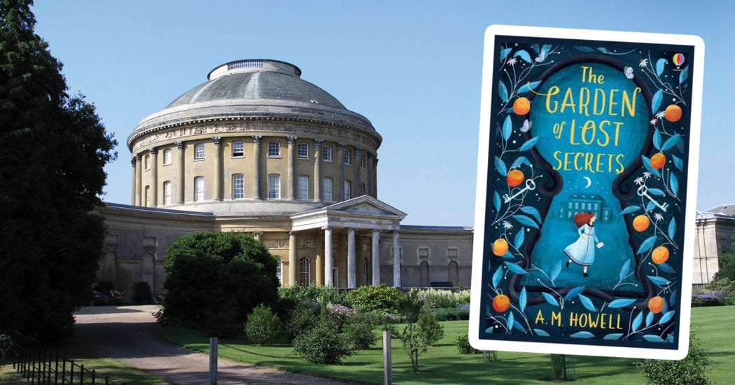 We chat to Ann-Marie Howell about her Ickworth based children's novel