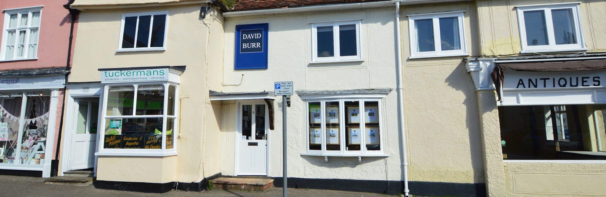 David Burr Clare | Estate Agent | Unique & Interesting Properties