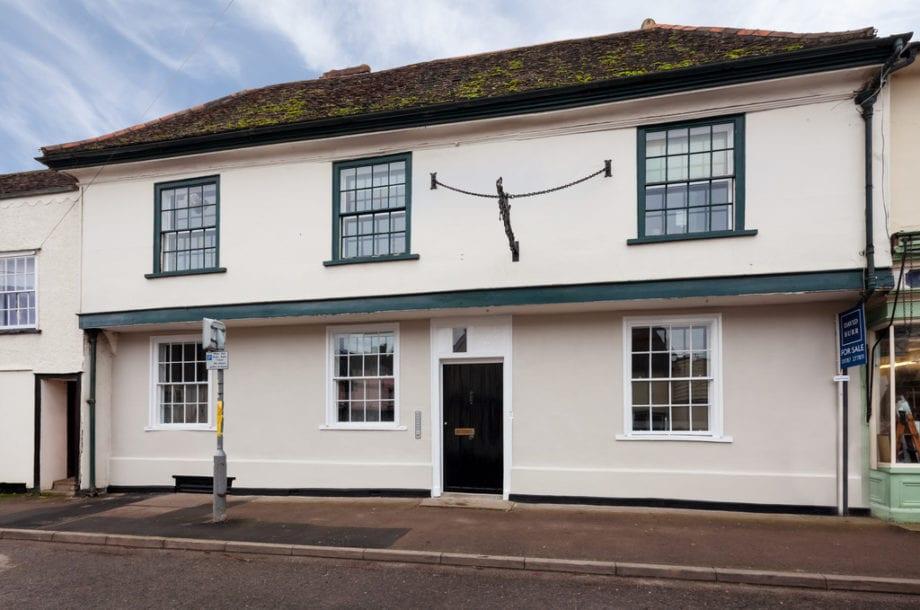 High Street, Clare, Suffolk
