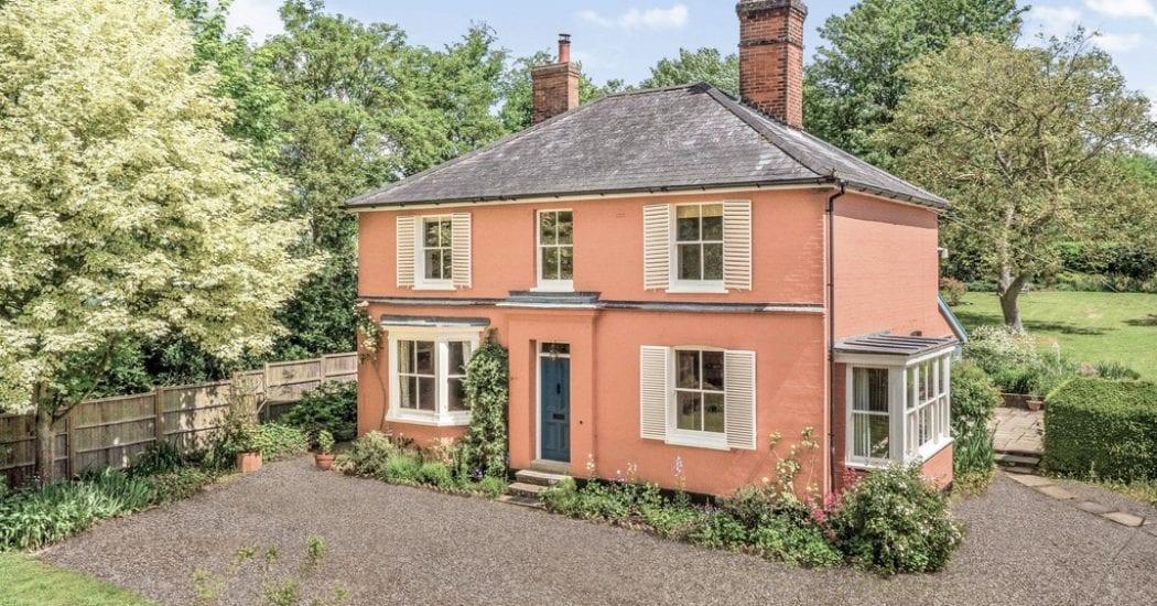 Red House, Chelsworth £750k