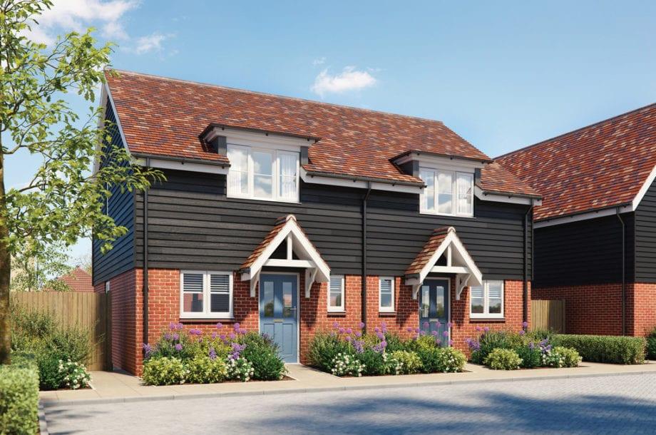 St Laurence View, Ridgewell, Essex