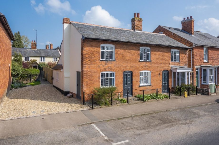 High Street, Cavendish, Suffolk