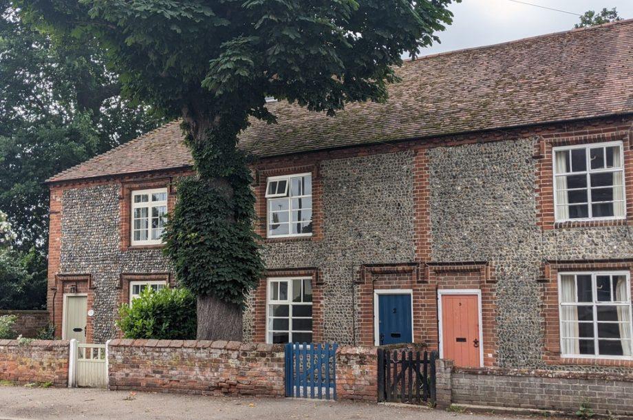 Long Melford, Sudbury, Suffolk