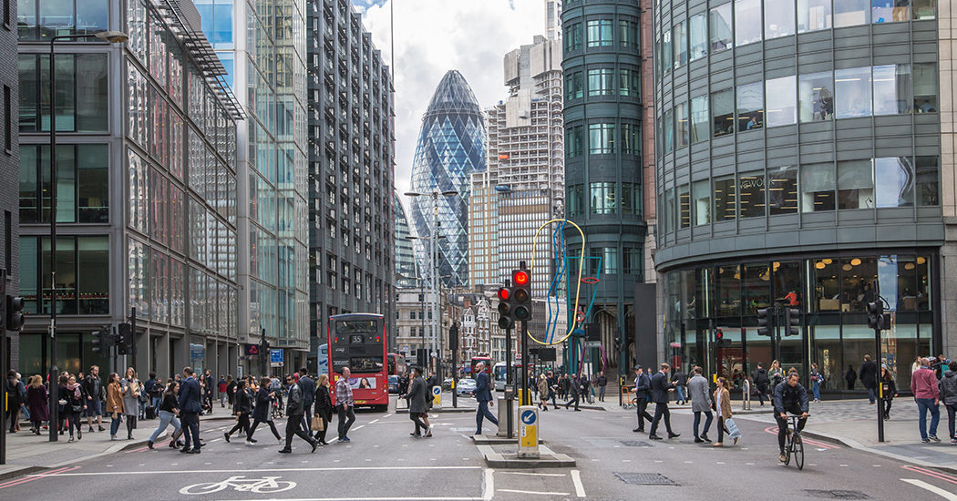 Bob Bickersteth comments on the London property market trends